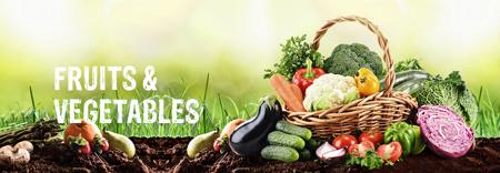 صورة للفئة فواكه وخضروات