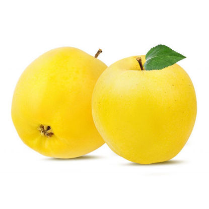 Picture of Italian yellow apples