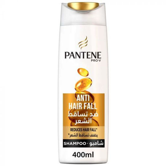 Picture of Pantene Shampoo With Raw V Anti-Hair Fall 400 ml