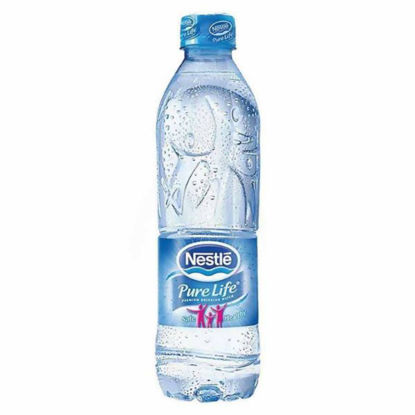 Picture of Nestle is natural drinking water 600ml