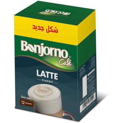 Picture of Bonjorno Latte 12 Sachets