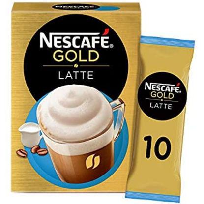 Picture of Nescafe Gold Latte - 12 Sachets