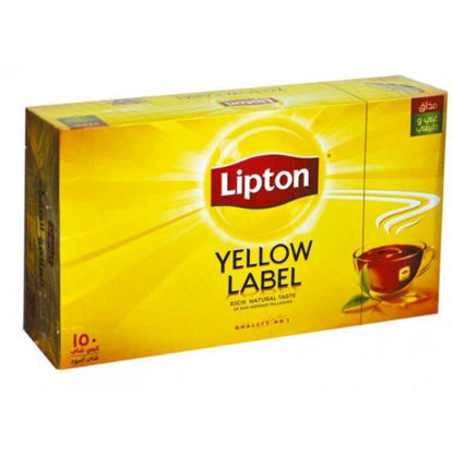 Picture of Lipton tea 25 Teabags