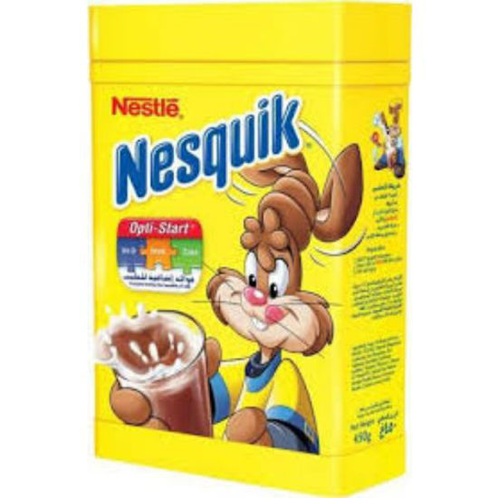 Picture of Nesquik chocolate drink 154g
