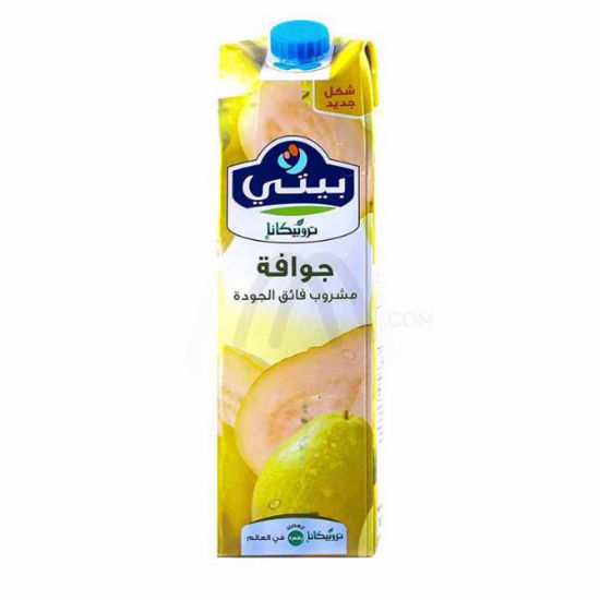 Picture of Betty Tropicana Guava Juice 1Liter