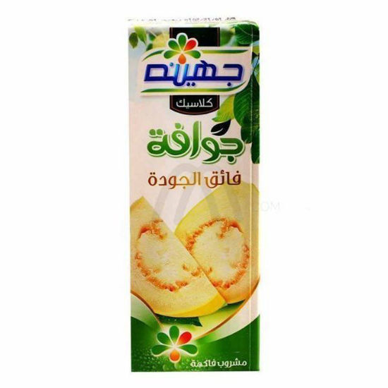 Picture of Juhayna classic guava drink 235 ml