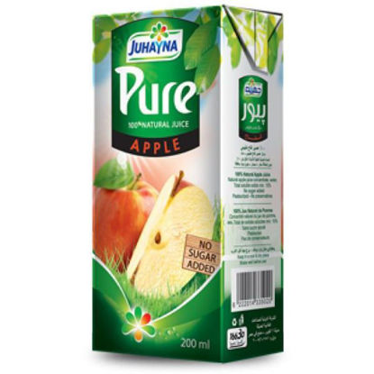 Picture of Juhayna pure apple 235 ml
