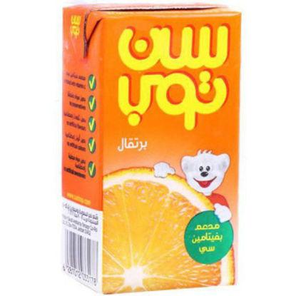 Picture of Suntop Orange juice 250ml