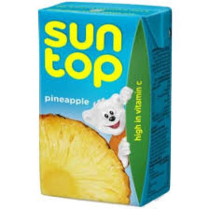 Picture of Suntop pineapple juice 250ml