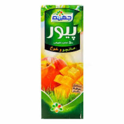 Picture of Juhayna Pure Peach and Mango 235ml
