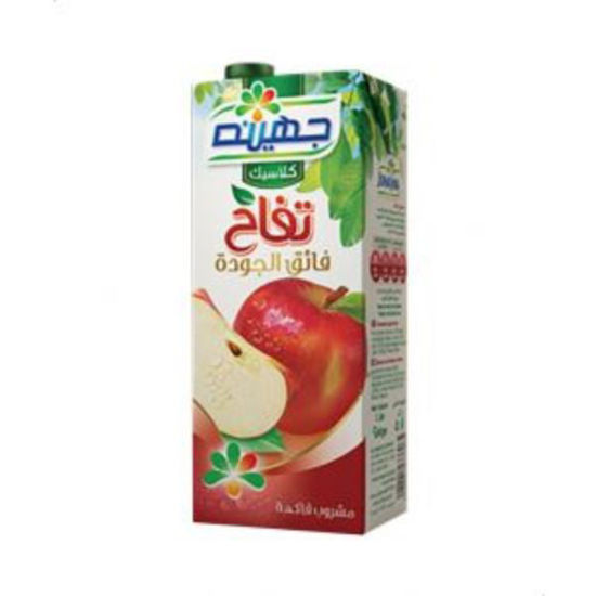 Picture of Juhayna classic apple drink 1Liter