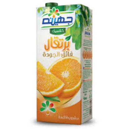 Picture of Juhayna classic orange drink 1Liter