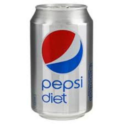 Picture of Pepsi Diet Cans 330 ml