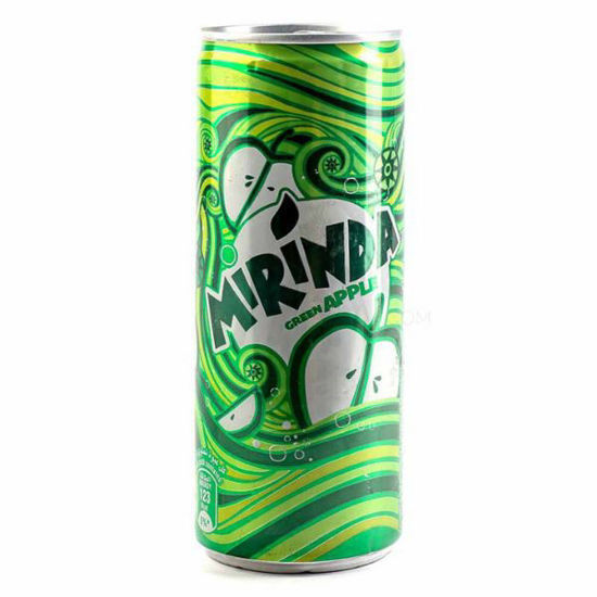 Picture of Miranda Green Apple Cans 330ml