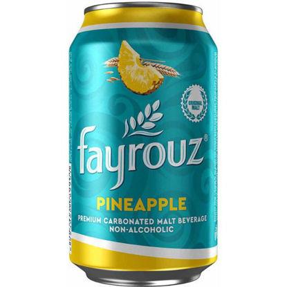 Picture of Fayrouz Pineapple Barley Drink 330ml
