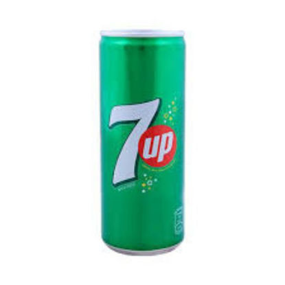 Picture of Seven Up Cans 330 Ml