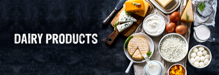 Picture for category Dairy products