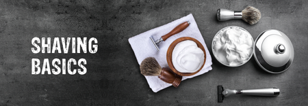 Picture for category The basics of shaving