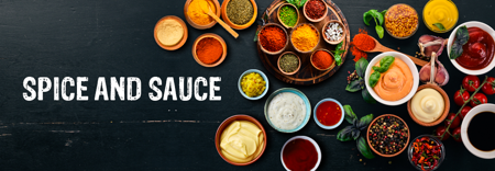 Picture for category Spice and sauce