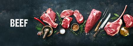 صورة للفئة اللحوم البقري