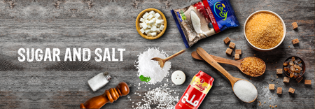 Picture for category Sugar and salt