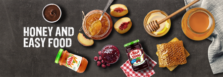 Picture for category Honey and easy food