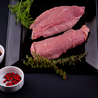 Picture of veal Escalope