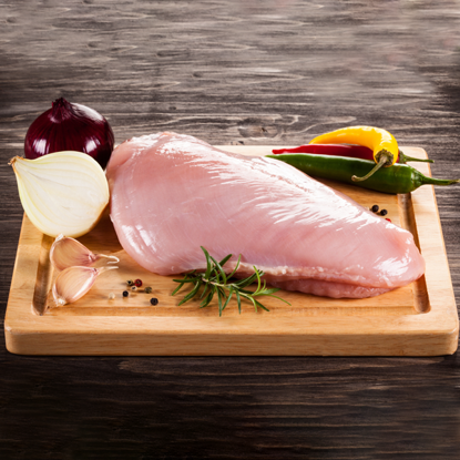 Picture of turkey fillet