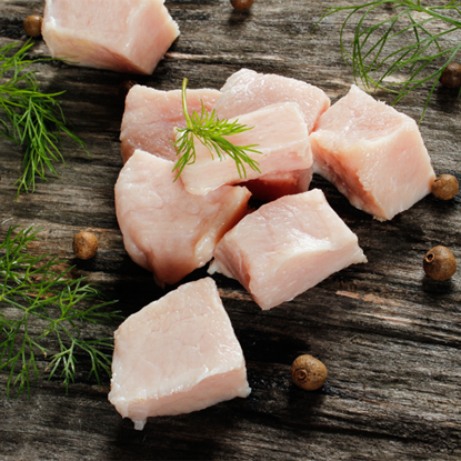 Picture of Diced chicken breast