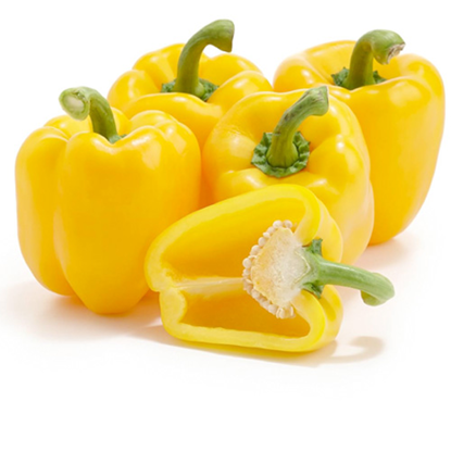 Picture of Yellow bell peppers