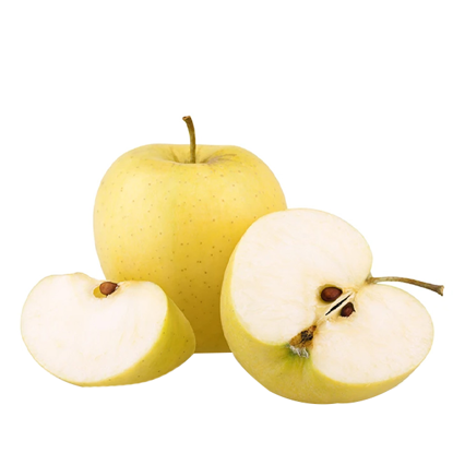 Picture of American yellow apple