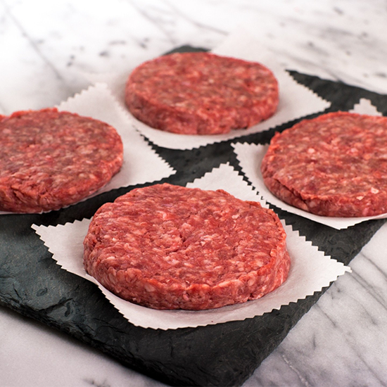Picture of Eddy's Kitchen Beef burger 720 g (4 pieces)