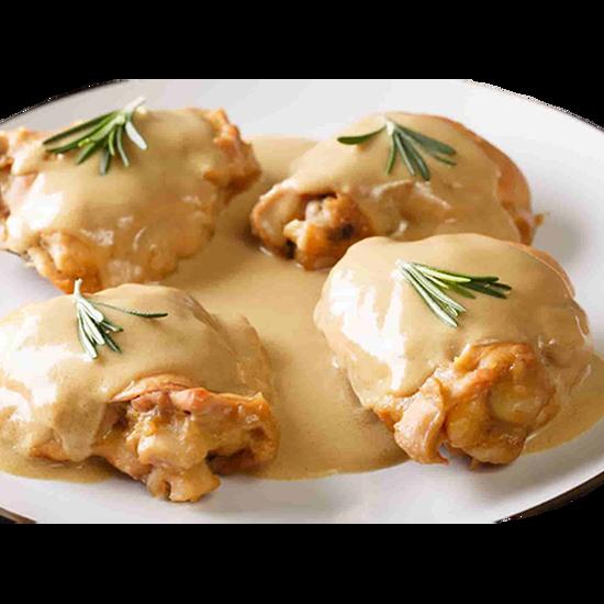 صورة ايديز كيتشن أوراك دجاج بالمستردة 1 كجم