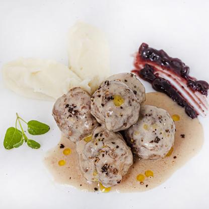 الصورة: ايديز كيتشن كرات اللحم السويدية 1 كجم