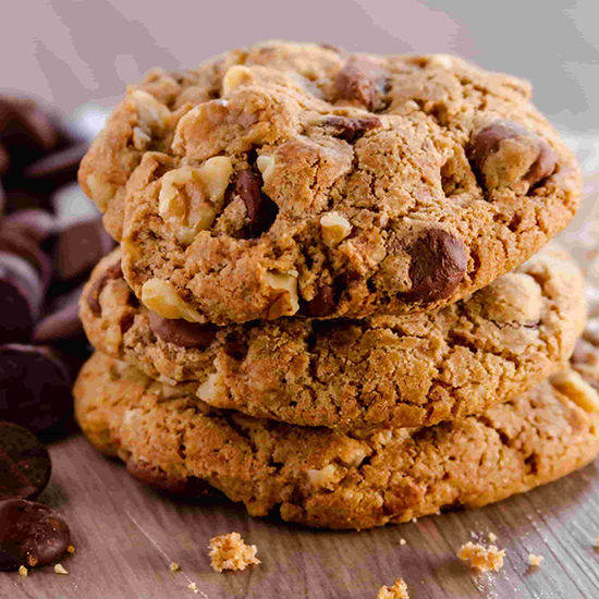 Picture of Eddy's Kitchen cookies chocolate chips