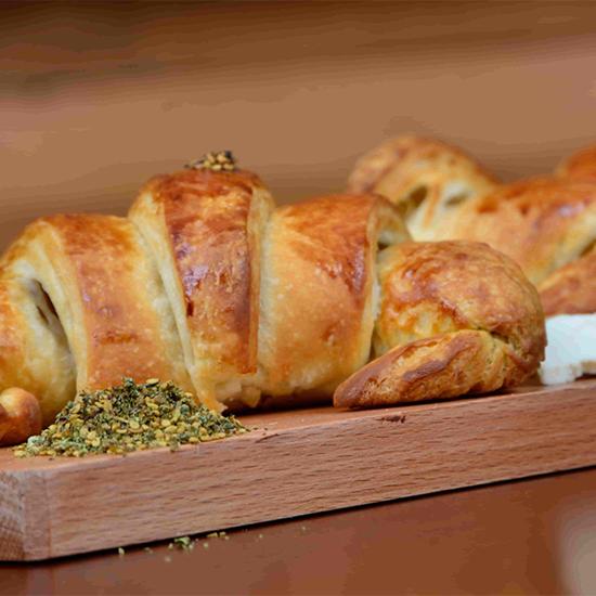 Picture of Eddy's Kitchen ZaatarCroissant