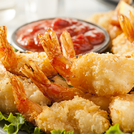 Picture of Breded shrimp 400 g