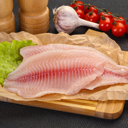 Picture of tilapia fillet 500 g