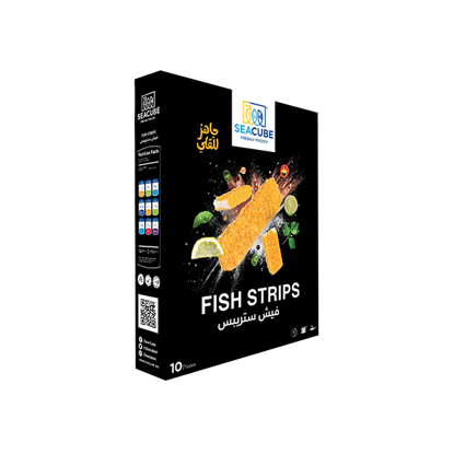 Picture of Fish strips 500 g (10 pieces)