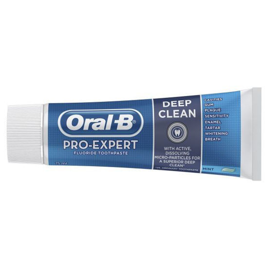 Picture of Oral-B Toothpaste Deep Cleansing 75 ml