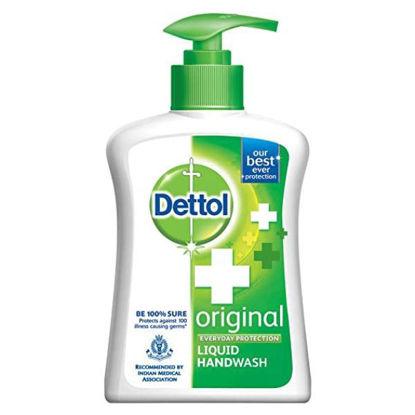 Picture of Dettol Liquid Hand Soap Original 400ml
