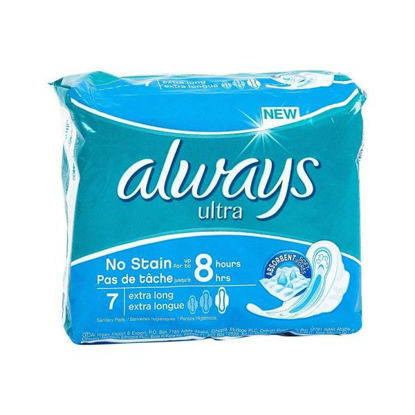 Picture of Always, Ultra Thin, Extra Long, 7 Pads