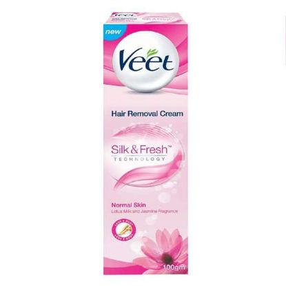 Picture of Veet Hair Removal Cream Lotus Flower 100 ml