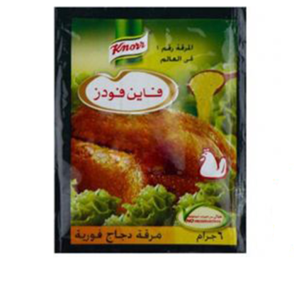 """Picture of Fine Foods Instant Broth 6 g ribbon """" 8 piece """""""