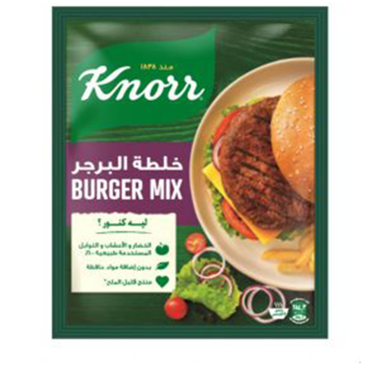 Picture of Fine Foods Burger mix 30 g