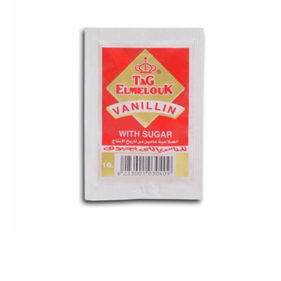 """Picture of Tag el molouk Vanilla """" ×2 Packet """""""