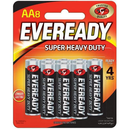 Picture of Eveready Stone remote black * 2 stones