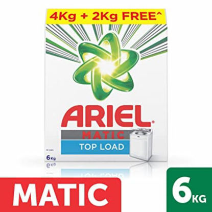 Picture of Ariel automatic 4 + 2 kg white gift