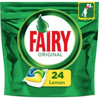 Picture of Fairy for automatic dishwashers 20 capsules