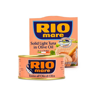 Picture of ٌRio Mare solid light meat Tuna in olive oil 160 g